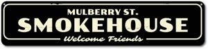Personalized-Smokehouse-Street-Name-Welcome-Friends-BBQ-Kitchen-Sign-ENSA1001816