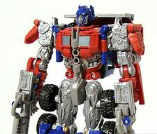 OPTIMUS PRIME • 100% COMPLETE • C9 • VOYAGER CLASS • TRANSFORMERS MOVIE