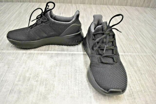 Size 4 - adidas Cloudfoam Ultimate Triple Black for sale online | eBay