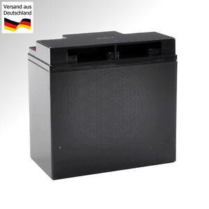 Demarreur-Batterie-pour-Tondeuse-a-Gazon-Autoporte-John-Deere-X305R-Plomb-Toison