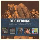 Original Album Series [Box] by Otis Redding (CD, Mar-2010, 5 Discs, Warner Bros.)