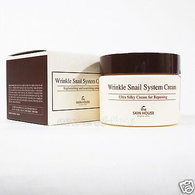 [The Skin House] Wrinkle Snail System Cream 50ml