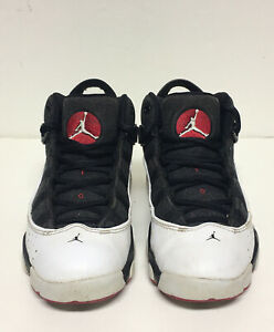 Air Jordan 6 Rings Preschool Size 13.5C