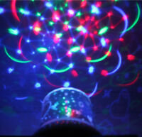 Romatic Night Cosmos Lamp Rotating Projector Sky Star Led Light Party Xmas Gift
