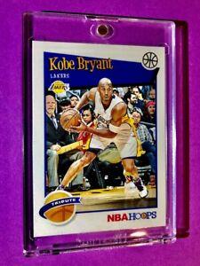 Kobe-Bryant-PANINI-NBA-HOOPS-TRIBUTE-HOT-INVESTMENT-CARD-282-Mint