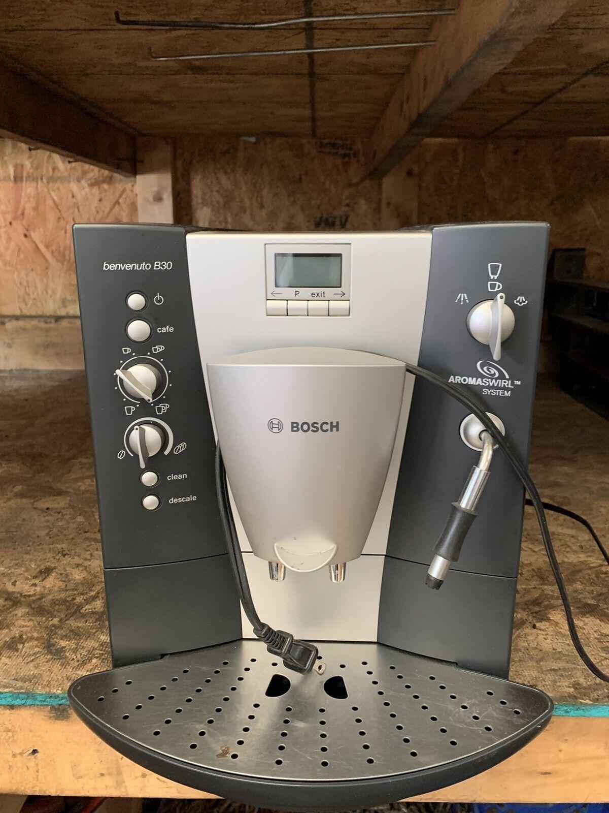 3 Water Filter Cartridge for Bosch Siemens B20 Coffee Machine