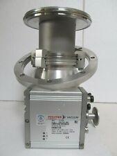 Pfeiffer Vacuum Hipace 300 Turbo Pump With Tc400