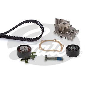 FIT FORD MONDEO MK4 2.0 TDCI VOLVO GATES KP15606XS Timing Belt Kit Water Pump