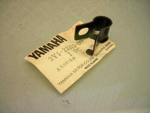 YAMAHA 3Y1-23319-00 XT 250 KABELHALTER GABEL KABELKLEMME FORK CABLE HOLDER CLIP