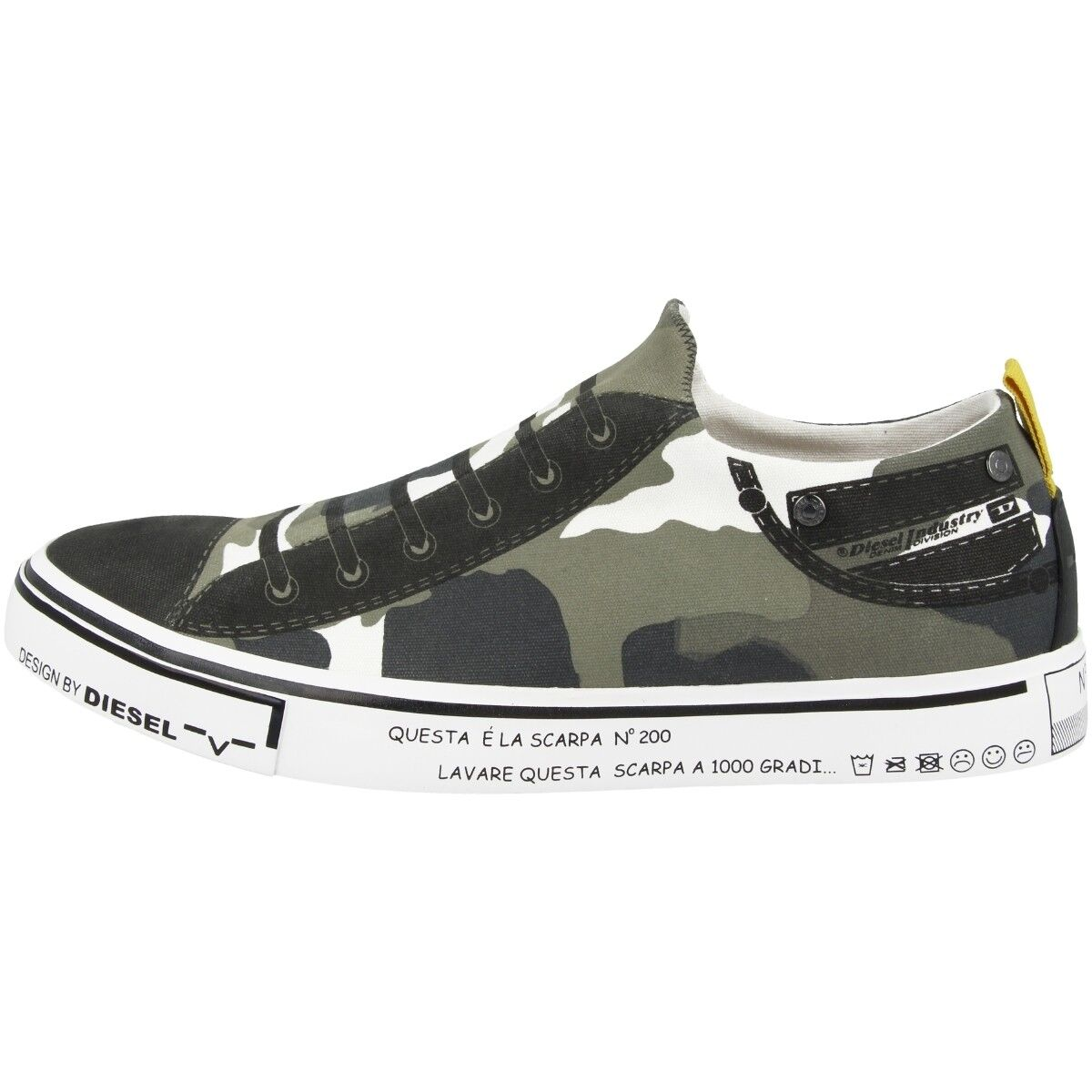 Diesel S-diesel imaginee Sneaker Low Top Sneaker imaginee Slip-on Chaussures y01700-p1640-h5254 00cf95