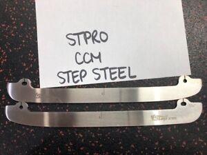 All Sizes Steel Blades Fit E-Pro Holders Step Steel Reebok /& CCM Skate Runners