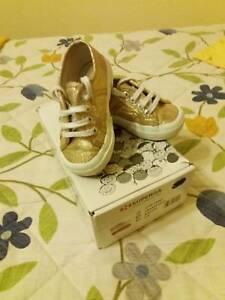 N Superga Chic Gold 22 Sneaker Orange Bambina Scarpe pqAYqwFR