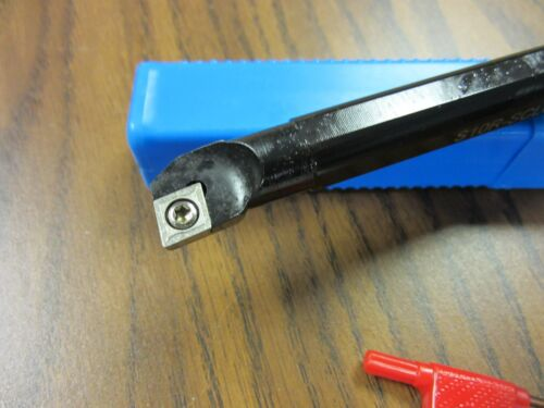 """5//8/"""" Indexable Boring Bar,S-SCLCR10-3,5//8/""""x8/"""" OAL w.CCMT Insert,1004-IDX58-New"""