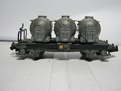 Arnold N Behälterwagen Db Mit Bühne Freight Cars N Scale rg/br/4s4l35