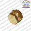 15mm Brass Compression fittings for Copper Plumbing Pipe Hot /& Cold Systems
