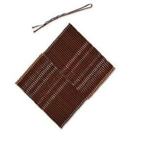 Charitable Scunci Copper Brown Bobby Pins 60pcs Everyday Accessoire Neuf Achat SpéCial