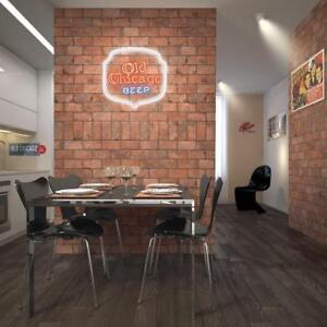 """RICH VINTAGE & URBAN BRICK STYLE - Comes in 4*8 or Hex ( 10.8*9.4"""" ) Edmonton Area Preview"""