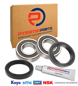Front Wheel Bearings & Seals for BMW C600 C650 GT C Sport 2012-2017