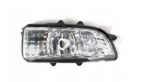 WING MIRROR TURN INDICATOR LED LIGHT RIGHT GENUINE 2006-2011 NEW Volvo S80