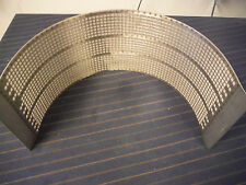 Fitzpatrick Fitzmill Hammer Mill Screen 1536 0150 Square Mesh Perforated