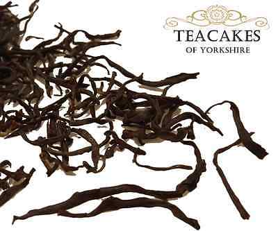 Black Loose Leaf Tea Organic Imperial Keemun  100g 250g 500g 1kg Caddy Gift