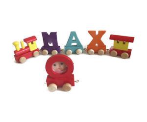 Couleur-en-Bois-Nom-Train-Lettres-Personnalise-Nom-Train-comme-enfants-bebe-cadeau