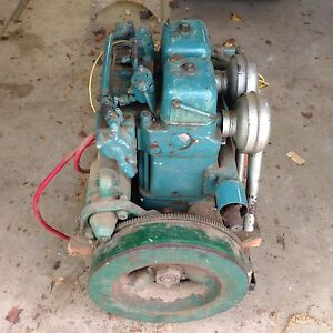 volvo penta md2 diesel marine flywheel only sail boat 30 ebay rh ebay com Volvo Penta Engine Diagram Volvo Penta Parts