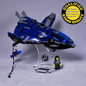 Display-Stand-for-Lego-76051-Hero-Airport-Battle-Super-Heroes-stand-only