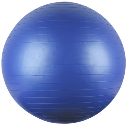 "OFFICE CHAIR 26/"" ANTI-BURST BALL Balance Yoga Fitness 65cm Gym Inflatable 9565"
