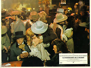 Details about PAINT YOUR WAGON CLINT EASTWOOD LEE MARVIN ORIG FRENCH