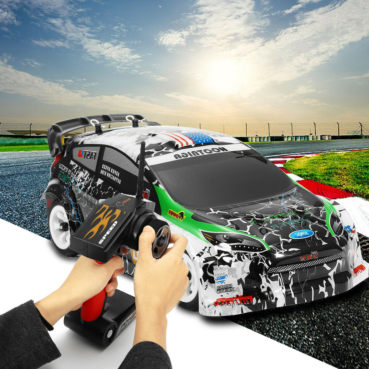 Details about Wltoys K989 1/28 2 4G 4WD Brushed RC Drift Car High Speed  Radio Control Car Toy