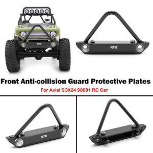 1-KYX-frente-anti-colision-Guardia-Protector-Placas-Para-Axial-SCX24-90081-RC-Coche