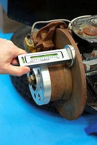 Do-it-yourself-magnetischer-Fahrzeug-Spureinstellung-Sturz-Castor-Messgeraet-Werkzeug-Set-Koffer