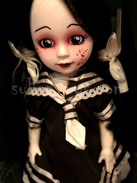 Living Dead Dolls Maggot Series 11 Open Complete LDD Mezco sullenToys