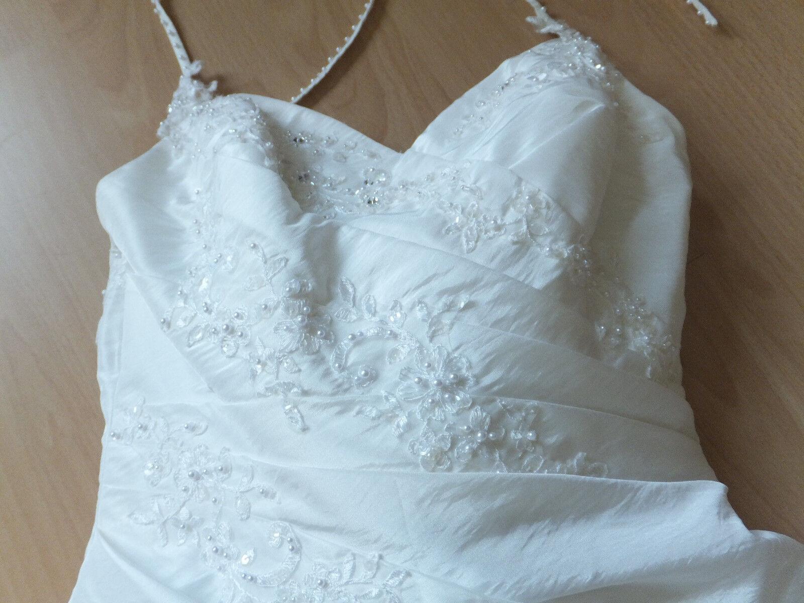 Brautkleid Gr. 36 Kleemeier