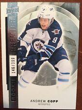 2015/16 UD Premier Hockey Rookie Andrew Coop 146/399 #R-4