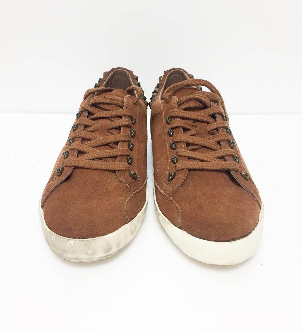 [Ash] Stud scarpe da ginnastica donna Flat scarpe Marronee Coloree Dimensione EU 38 US 8 New Without Tag
