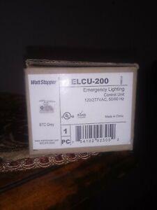 Watt Stopper Elcu 200 Emergency