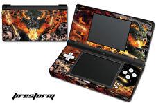 Skin Decal Wrap for Nintendo DSI Gaming Handheld Sticker FIRESTORM