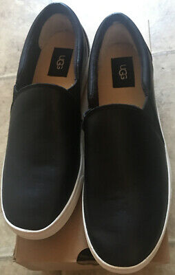 Ugg W Kitlyn Leather Women's Shoes Size