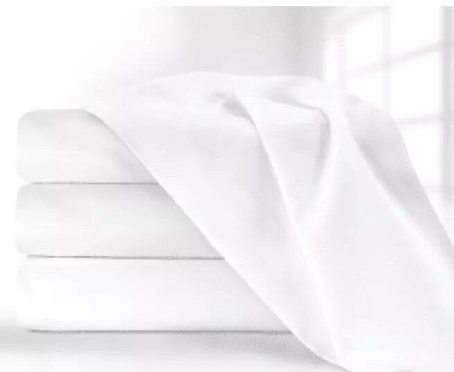 Eclipse Collection By Choice Microfiber Fitted Sheet, King, 12 , Case Of 24 B1B