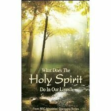 What Does the Holy Spirit Do in Our Lives (RBC Min