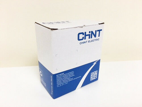 Chint Contactor 240V 40A//18.5Kw AC3 3P 3 Main Poles 1NO+1NC Aux