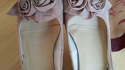 Damen Schuhe/Ballerinas Gr. 40