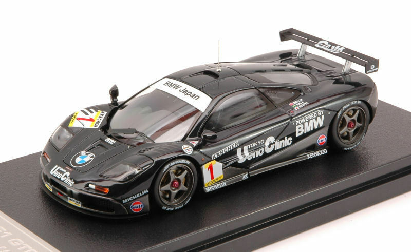 McLaren f1 GTR  1 SUZUKA 1995 Bellm Sala bekiya 1 43 MODEL 8253 HPI Racing