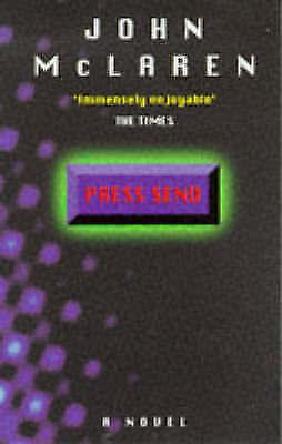 Press Send, McLaren, Mr. John, Very Good Book