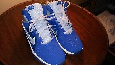 Nike Air Blue High Tops   eBay