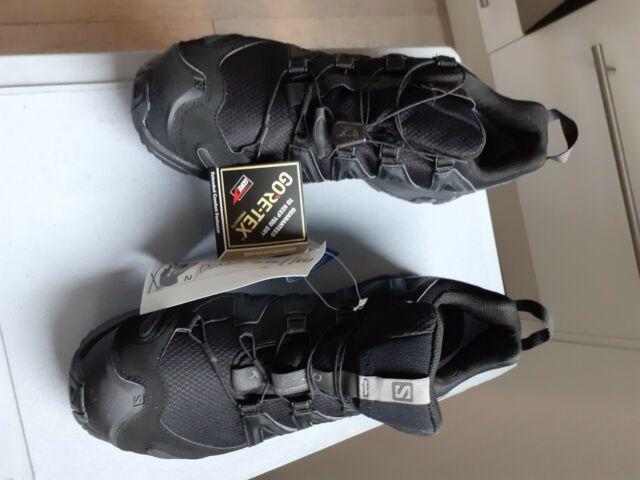 salomon xa pro 3d gtx red black metallic