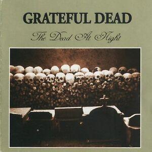 THE-GRATEFUL-DEAD-034-The-Dead-At-Night-034-Live-Atlanta-1985-1st-Set-Import-CD