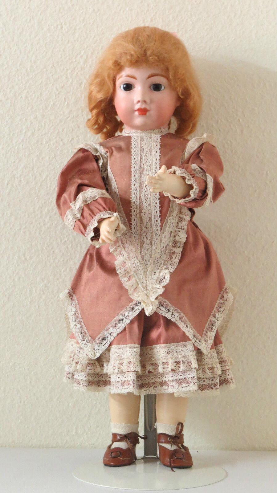 THUILLIER   A 11 T  52 cm 20,5 Pulgadas Muñeca Antigua Reproducción Antique doll
